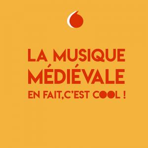 La musique médiévale en fait, c'est cool!-Simples Conférences